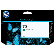 HP 70 Green Ink Cartridge C9457A